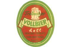 Etikett_Troebnitz_1921_Vollbier_Hell