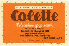 Etikett_Troebnitz_1960_Colette